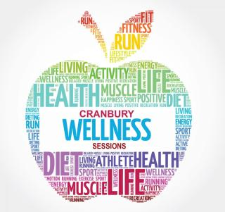 apple shape logo of Mayor's Wellness Campaign